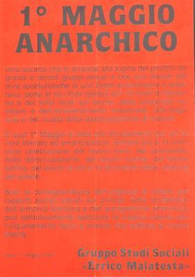 1° maggio anarchico